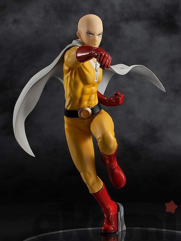 POP UP PARADE Saitama: Hero Costume Ver. оригинальная фигурка - 1