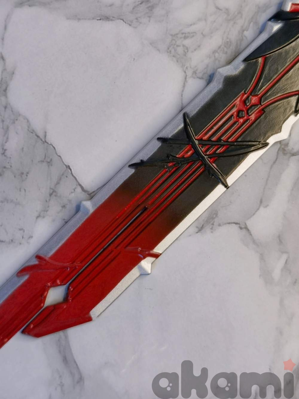 Genshin Impact мини оружие aw0446  shg03 - 2