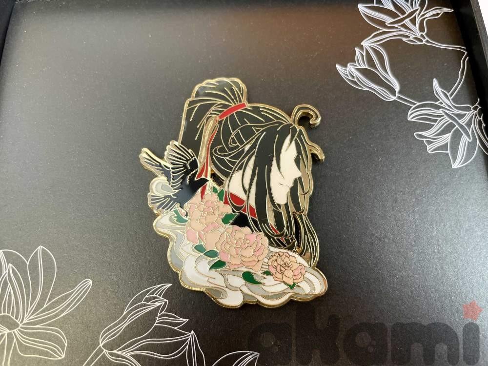 Официальный пин Mo Dao Zu Shi av0478 - 3