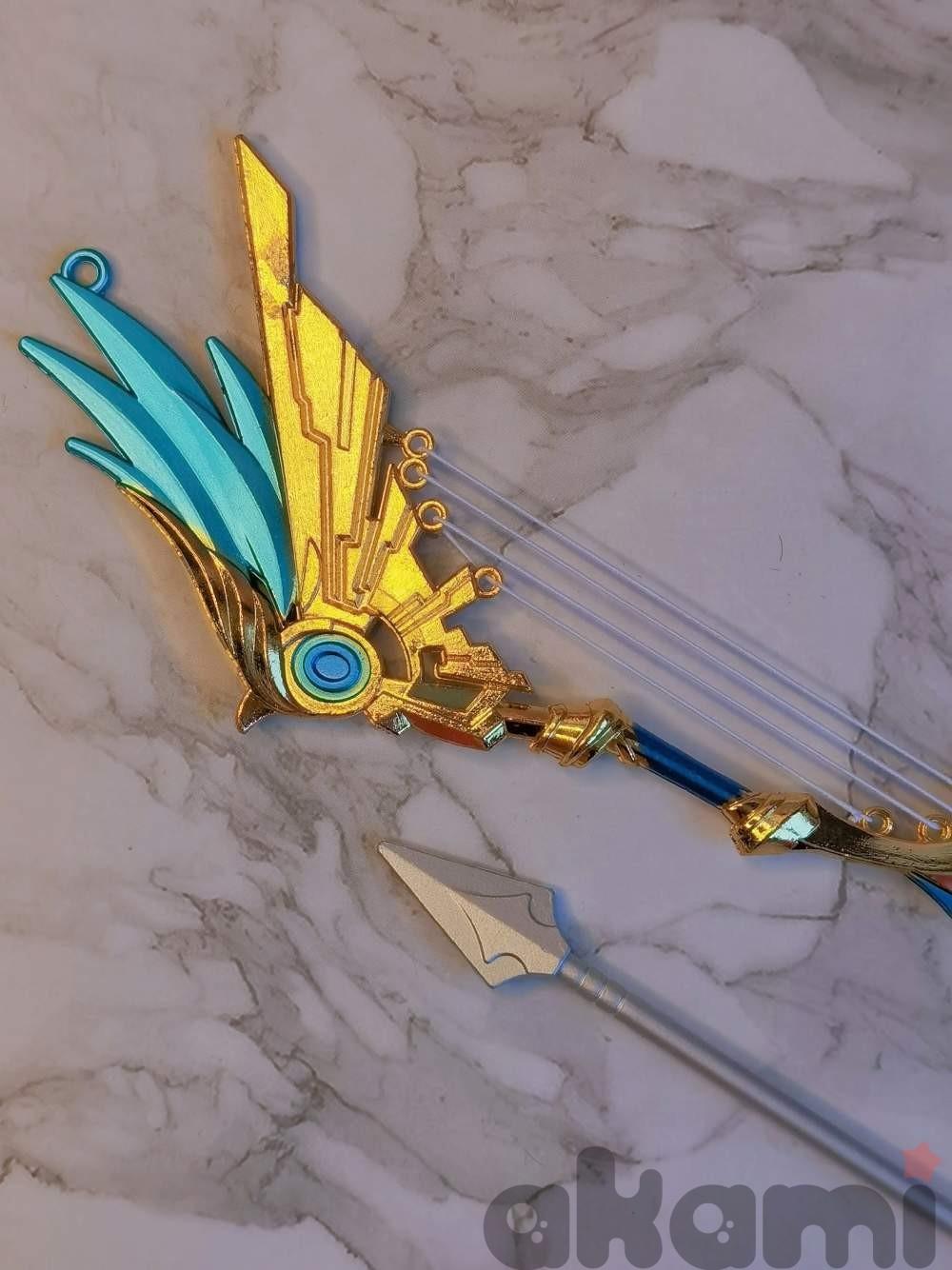 Genshin Impact мини оружие aw0452 shg03 - 2