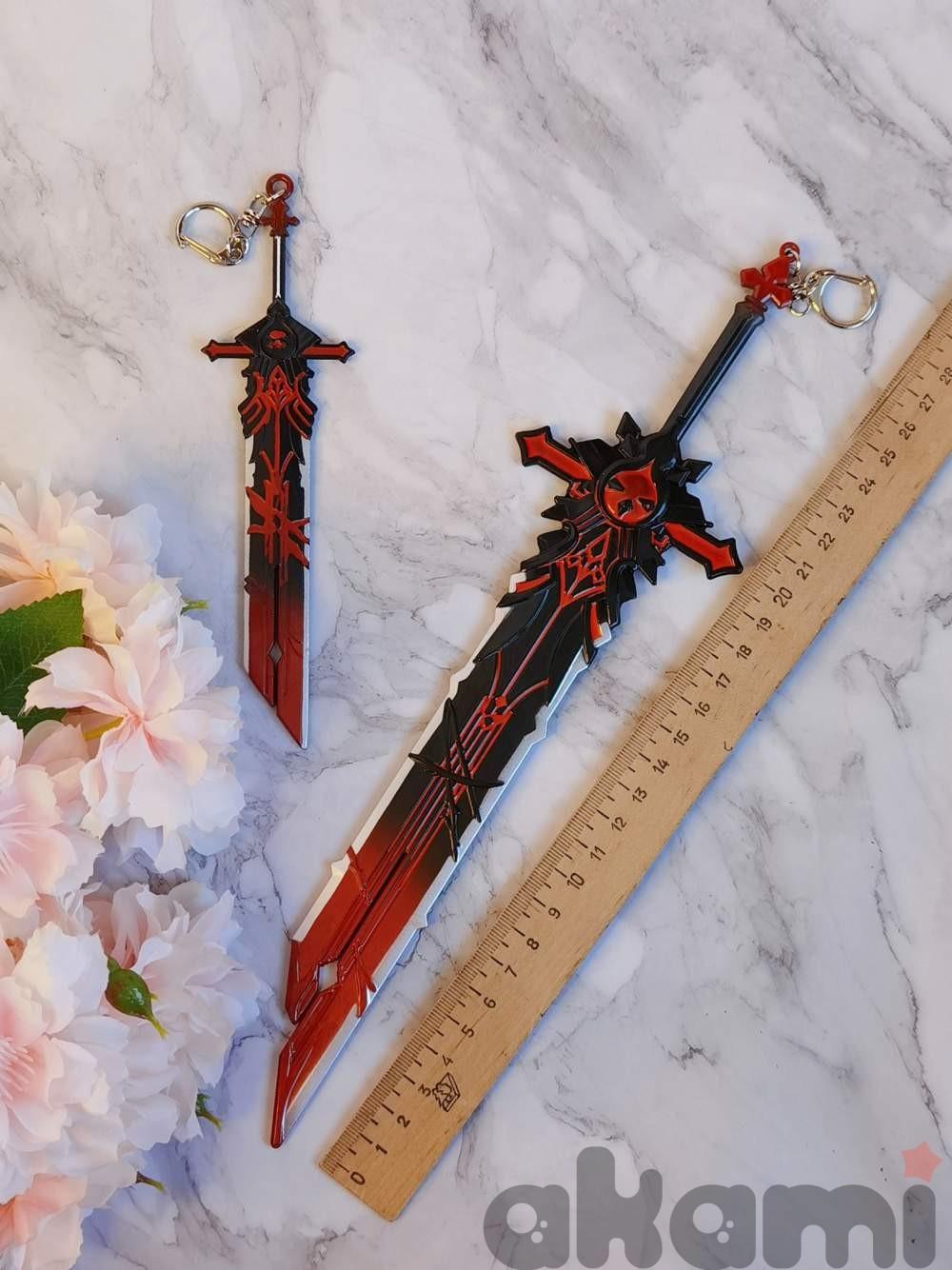Genshin Impact мини оружие aw0446  shg03 - 4